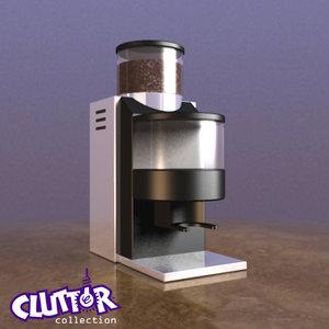 maya commercial coffee grinder