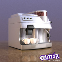Appliance-Cappuccino Maker 001