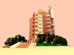 free max mode buildingf412 building live