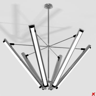lamp ceiling 3d max