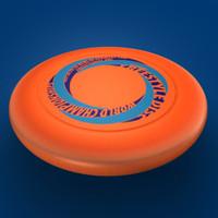 Frisbee (High Detail)