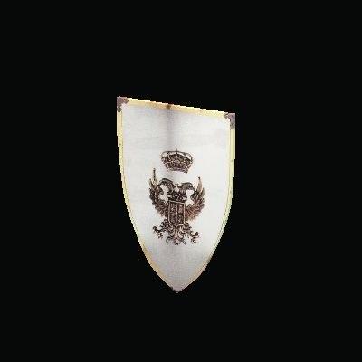 cob medieval shield