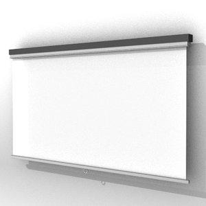 3d projector form model