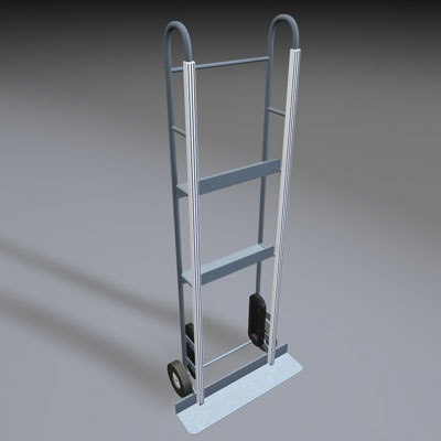 refrigerator dolly refridgdolly 3d model