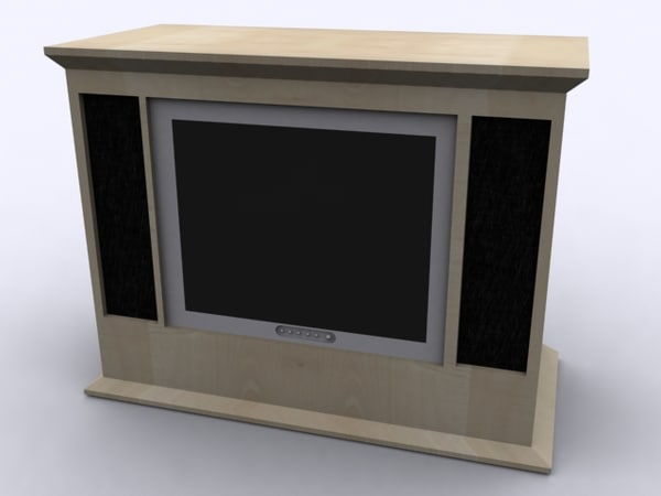 modern entertainment center max free