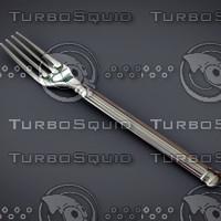 3d resolution fork