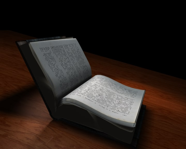 3d book pages animations miracles