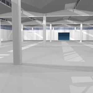 3d depot interior