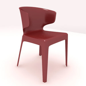 hola sprint chair 3d model