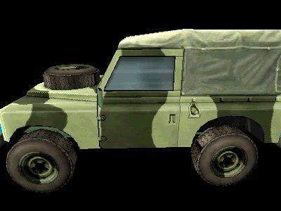 small jeep camo 3ds