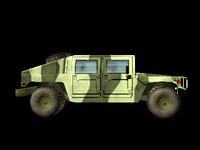 Humvee II.3ds