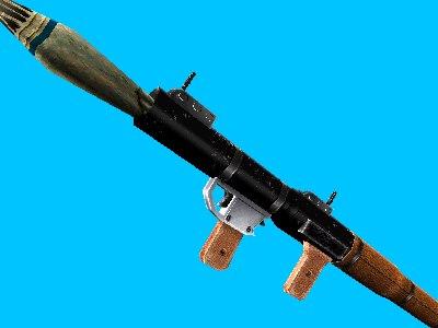 rpg rocket 3d model