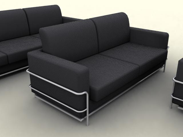 Maya Kit Office Sofas 3 2 1