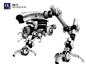 3d mech bx-137