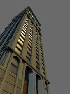 maya building skyscraper