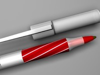 3ds red pen