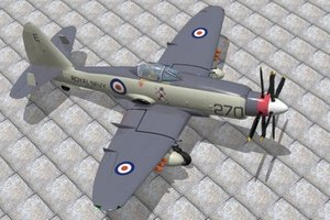 c4d westland wyvern fighters