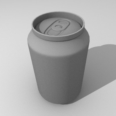 can 3d model