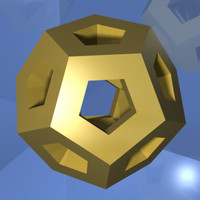 free 3ds mode polyhedrons