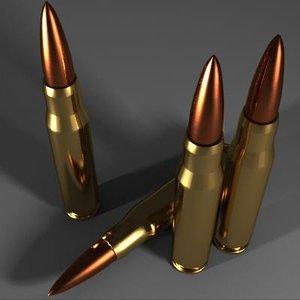rifle bullet 3ds