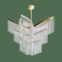 chandilier 3d model