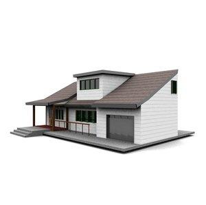 american neighborhood house 3ds