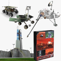 Unmanned Missions to Mars