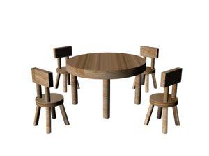 lightwave wood furniture