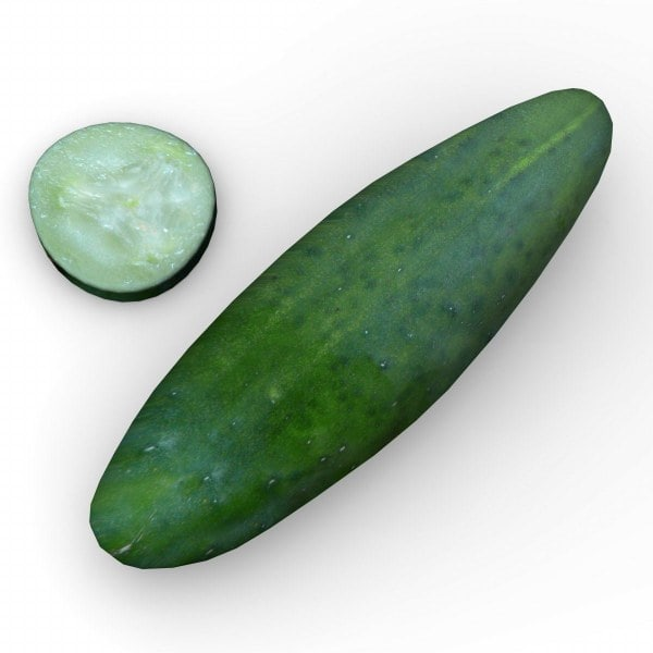 cucumber obj