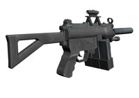 MP5K & AUG