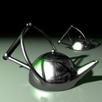 teapot kitchen classics 3d max