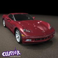 2007 Chevy Corvette