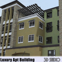 5 Story Luxury Apartment Building