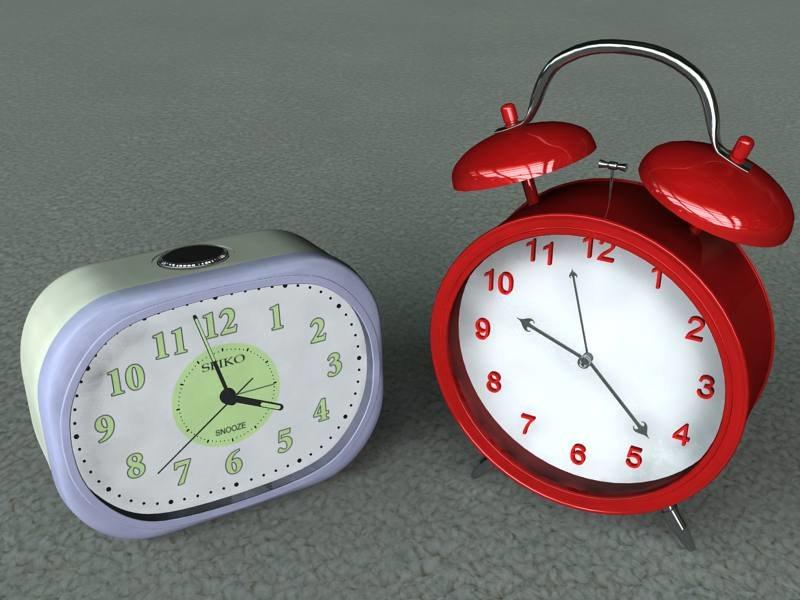 maya 2 clocks