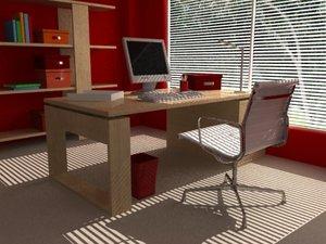 desk computer max