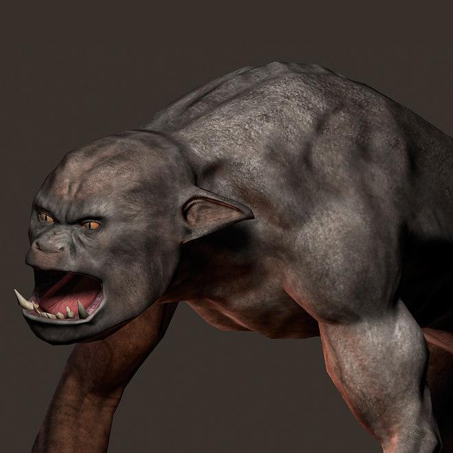 creature morok