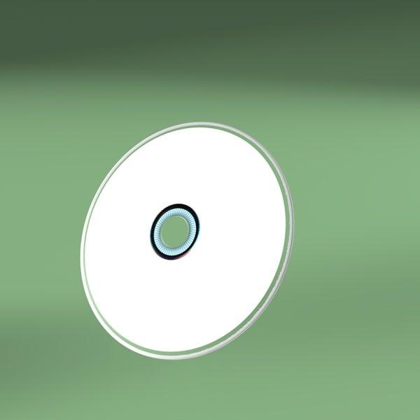 3d cd-rom dvd disc