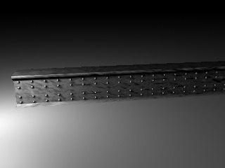 free steel 3d model