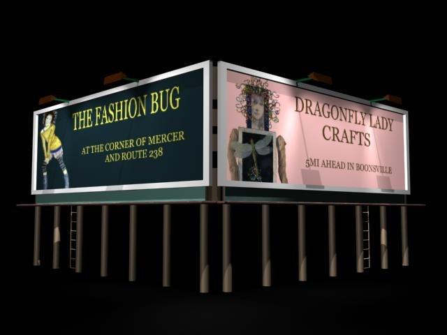 3ds billboard