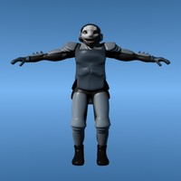 Humanoid soldier
