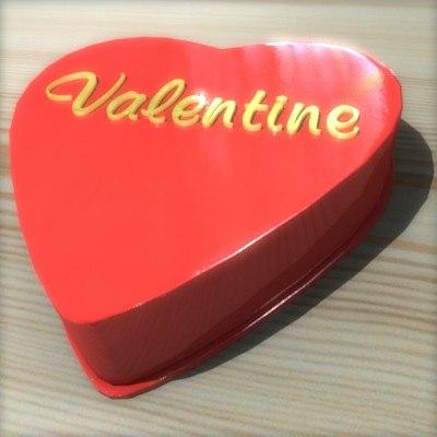 valentine box 3ds