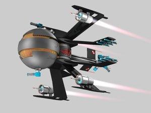 3d space prandzioch maxon model