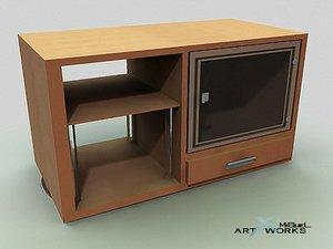 table room 3d model