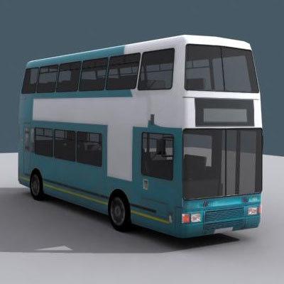 3d uk arriva bus model