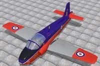 bac jet provost t5 3d 3ds