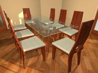 table with chairs.zip