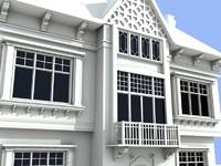 raw house x