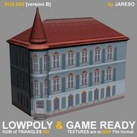building 05b version b 3d model