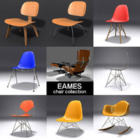 EAMES Chair Collection
