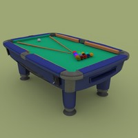 table pool dxf